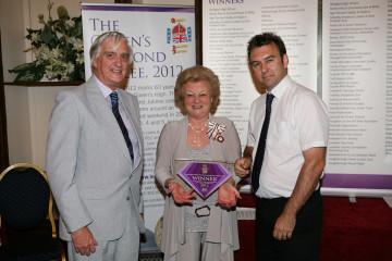 Jubilee Award Presentation 19 July 2012