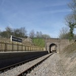 Completed Mountsorrel Station - Click to go to page