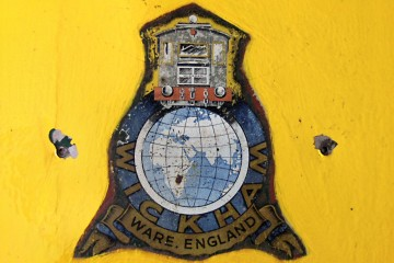 Wickham badge