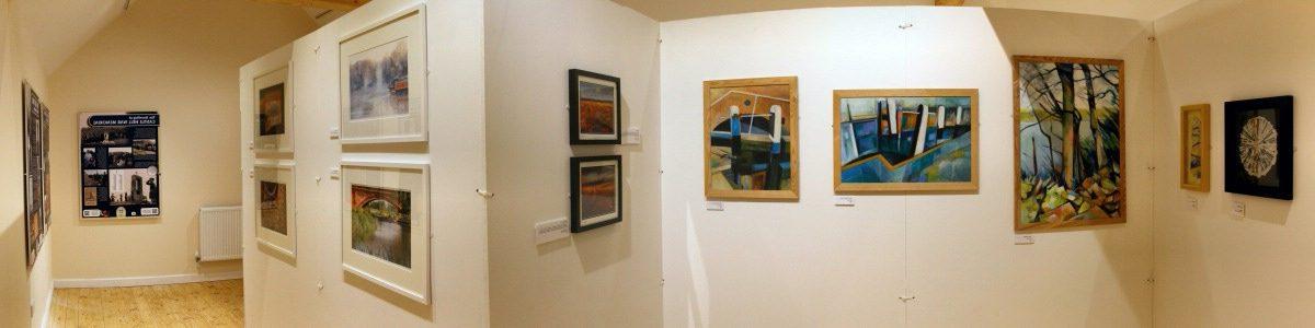 Art Exhibition Passing Through