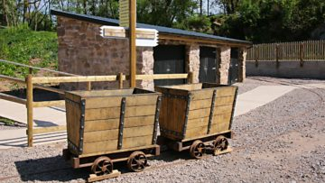 Tub Wagons after restoration