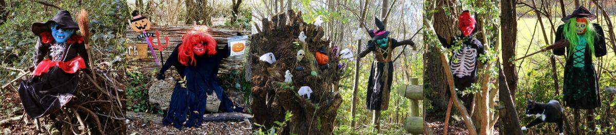 Halloween 2017 Nunckley Trail