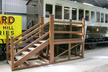 MLSR coach 946 platform