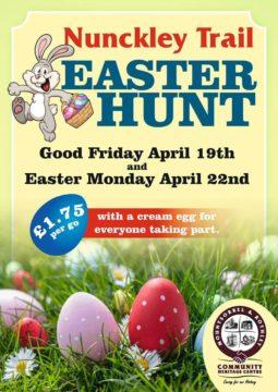 Nunckley Trail Easter Hunt