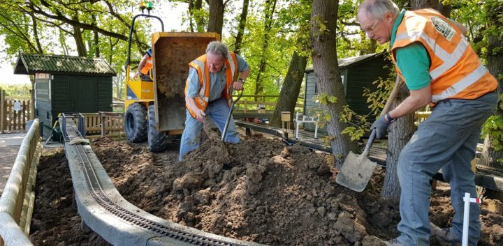 Improving the garden railway