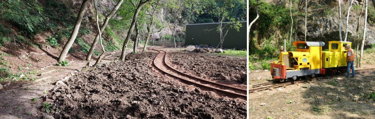 Narrow Gauge Railway extension
