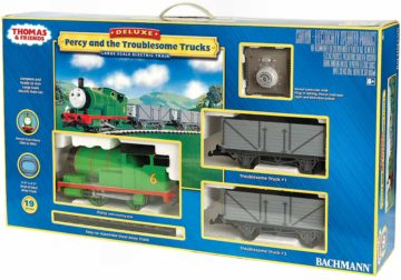 Bachmann Percy and the Troublesome Trucks