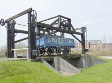 Robert Stephenson Lift Bridge
